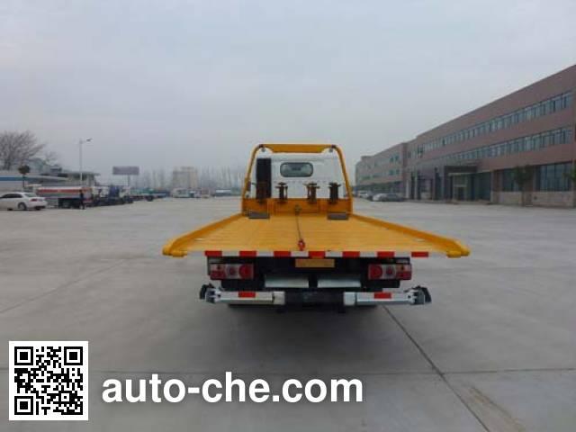 Huatong HCQ5088TQZDE wrecker