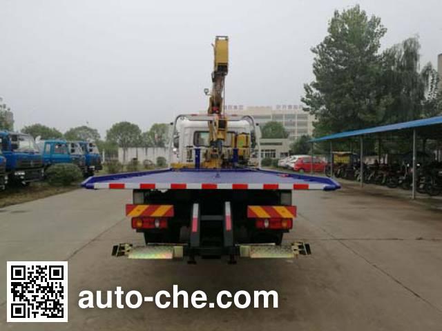 Huatong HCQ5120TQZDL5 wrecker