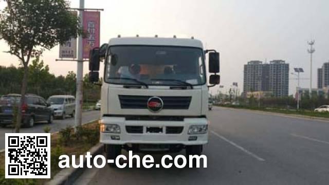 Huatong HCQ5160THBS concrete pump truck