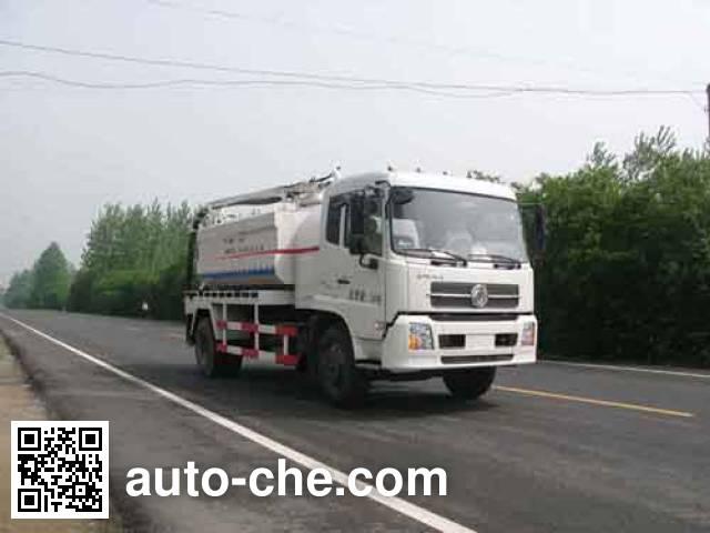 华通牌HCQ5163GQXTL下水道疏通清洗车