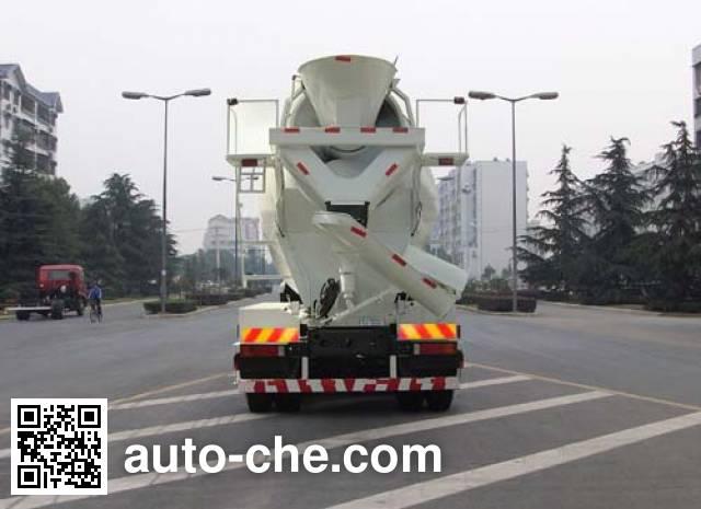 Huatong HCQ5252GJBT3 concrete mixer truck