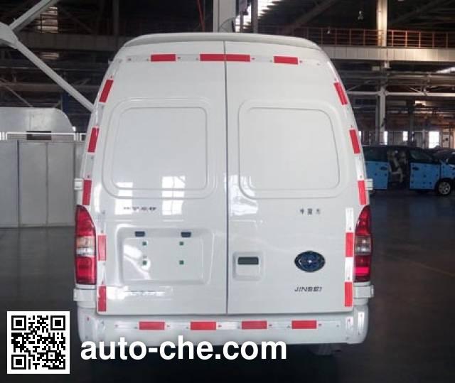BSW HCZ5030XLC-0HASV refrigerated truck