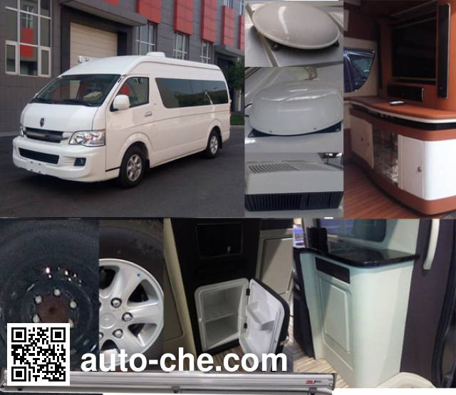 佰斯威牌HCZ5030XLJ-0HASV旅居车