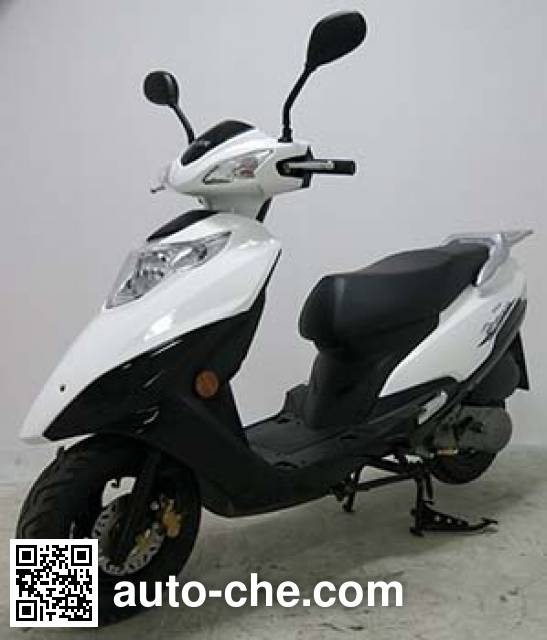 Haoda HD125T-10A scooter