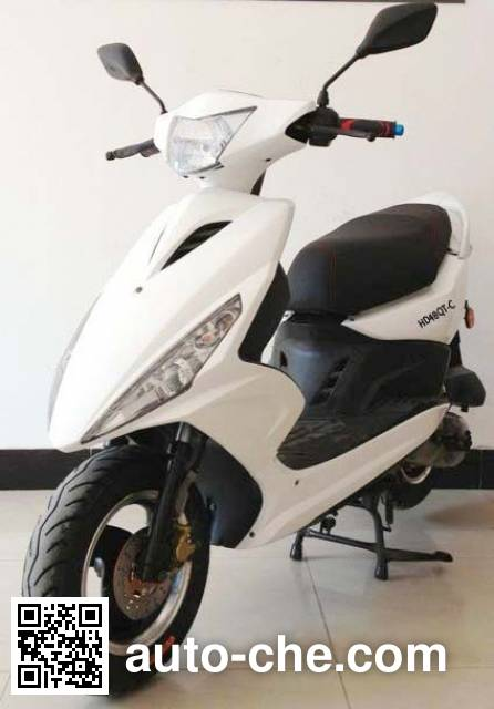 Haoda HD48QT-C 50cc scooter