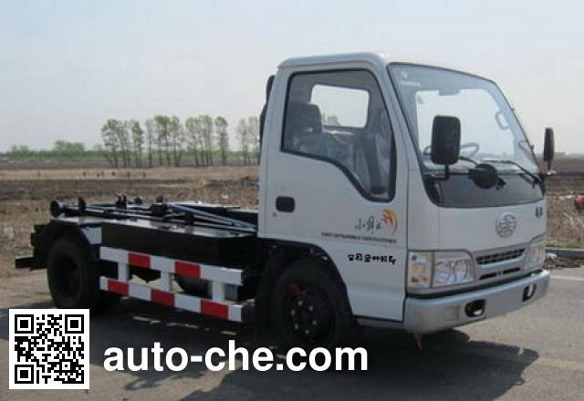 Jiezhijie HD5040ZXX detachable body garbage truck