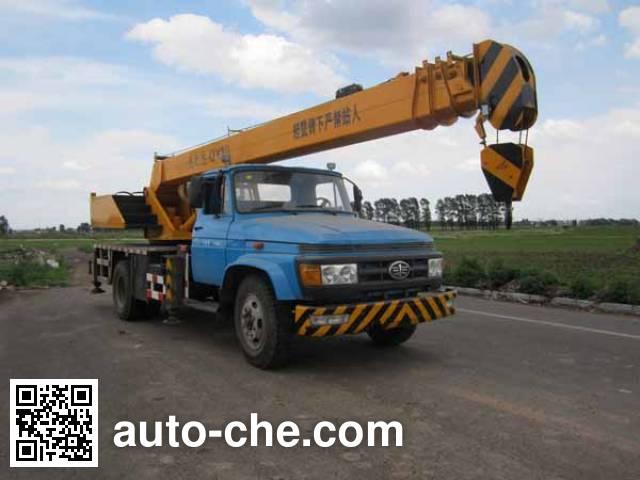 Jiezhijie HD5111JQZ truck crane