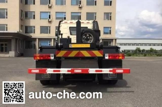 杰之杰牌HD5121ZXXC4车厢可卸式垃圾车