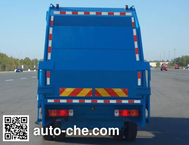 Jiezhijie HD5160ZYSE garbage compactor truck