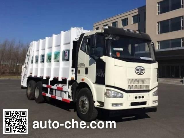 Jiezhijie HD5250ZYSC4 garbage compactor truck