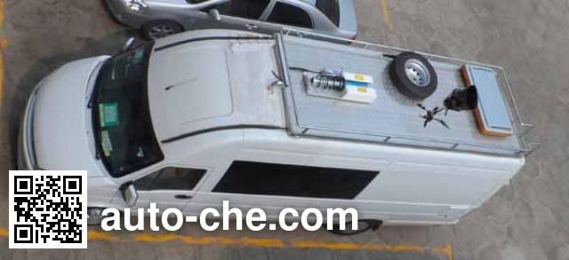 Fengchao HDF5050XJE environmental monitoring vehicle