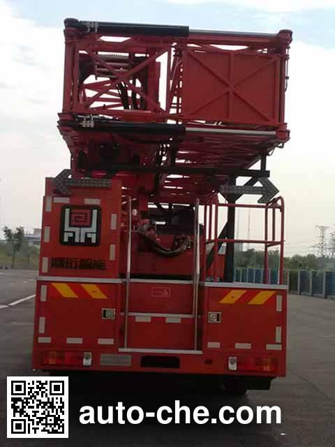 DinHon HDH5310JQJ18 bridge inspection vehicle