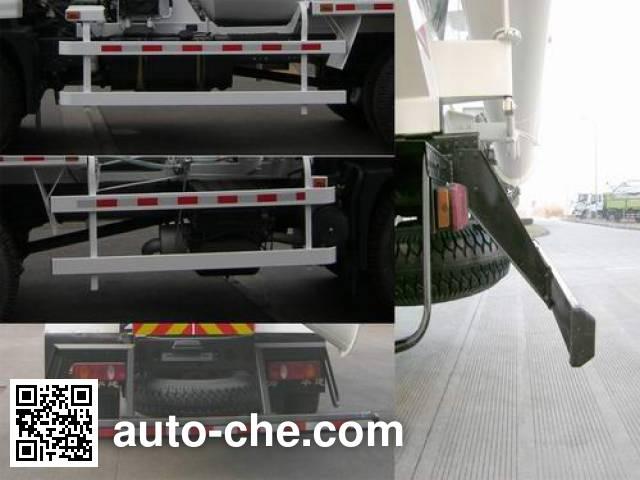 华建牌HDJ5140GJBDF混凝土搅拌运输车