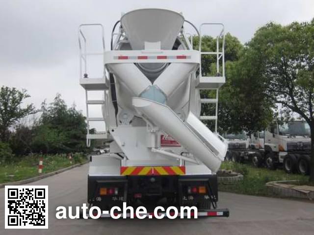 华建牌HDJ5241GJBFU混凝土搅拌运输车