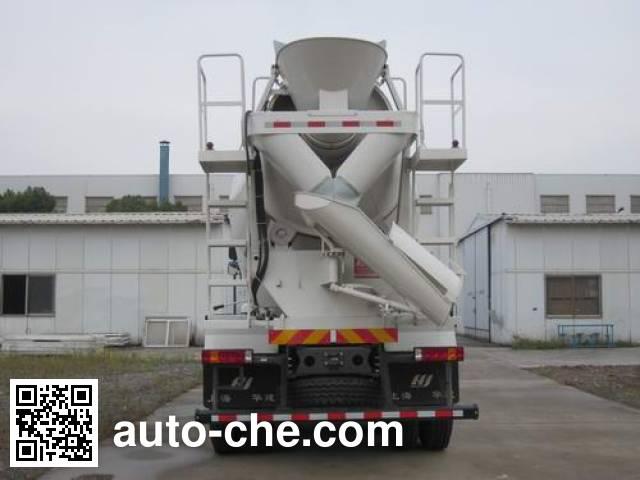 华建牌HDJ5250GJBHA混凝土搅拌运输车