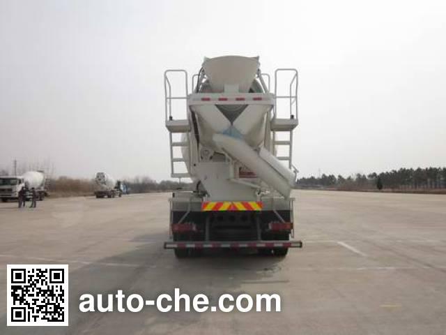 华建牌HDJ5256GJBGH混凝土搅拌运输车