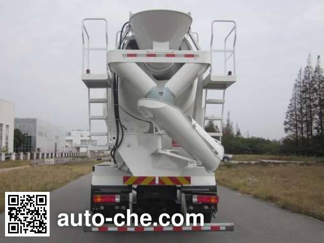 华建牌HDJ5310GJBJF混凝土搅拌运输车