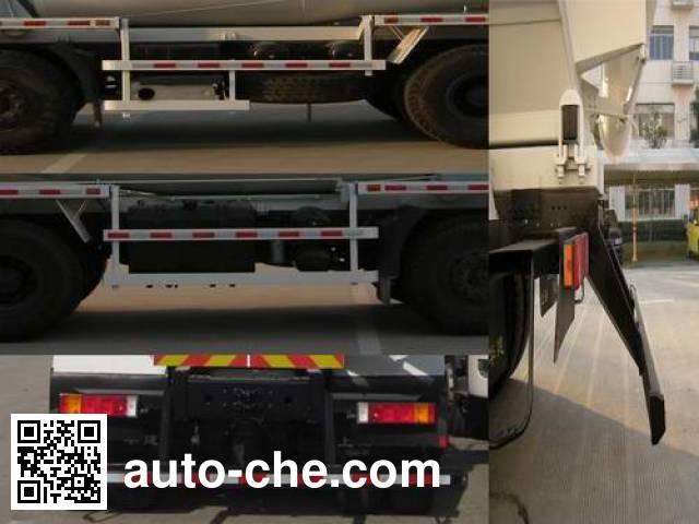 华建牌HDJ5312GJBDF混凝土搅拌运输车