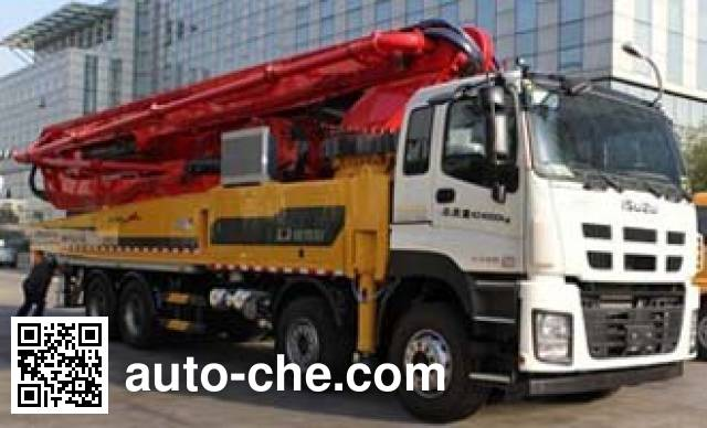 Hold HDL5420THB concrete pump truck