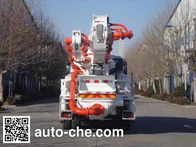 Tielishi HDT5282THB concrete pump truck