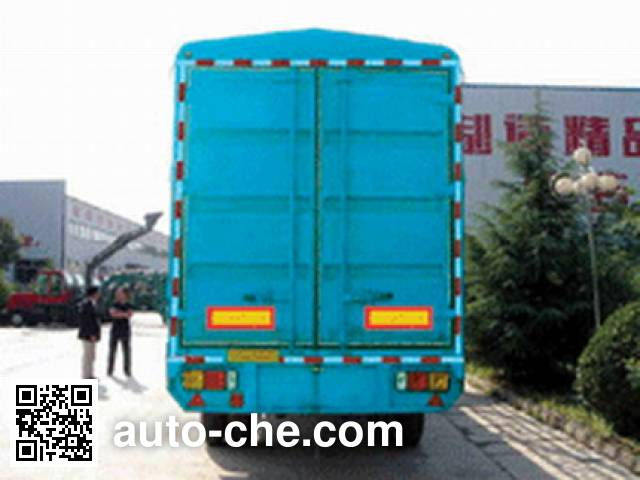 Enxin Shiye HEX9121TCL vehicle transport trailer