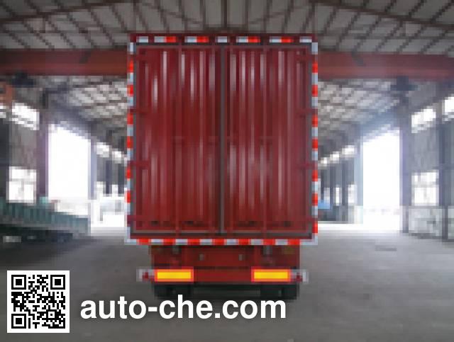 Enxin Shiye HEX9331XXY box body van trailer