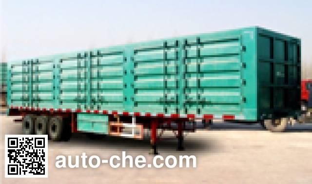 Enxin Shiye HEX9390XXY box body van trailer