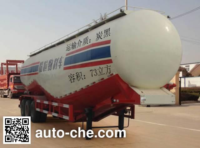 恩信事业牌HEX9401GFLA低密度粉粒物料运输半挂车