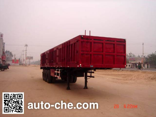 恩信事业牌HEX9401Z自卸半挂车