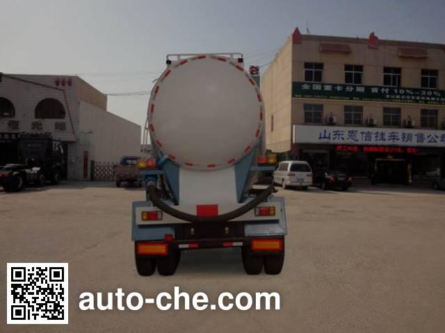 恩信事业牌HEX9402GFLA低密度粉粒物料运输半挂车