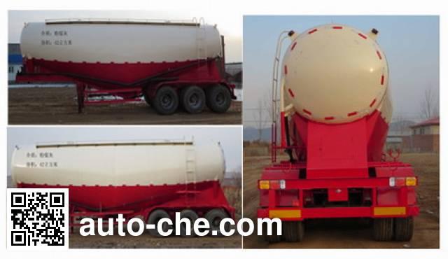 Enxin Shiye HEX9402GFLB medium density bulk powder transport trailer
