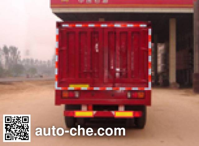 Enxin Shiye HEX9402XXY box body van trailer