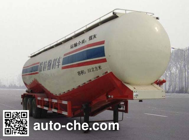 Enxin Shiye HEX9403GFLA low-density bulk powder transport trailer