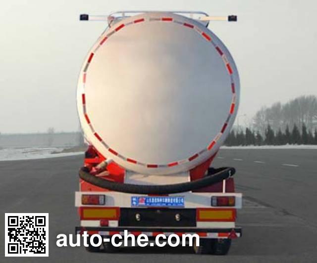 Enxin Shiye HEX9404GFLA low-density bulk powder transport trailer