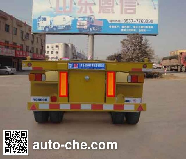 Enxin Shiye HEX9404TJZG container transport trailer