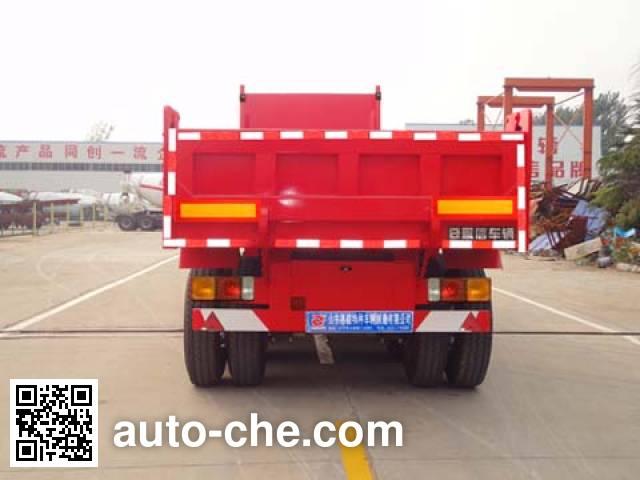 恩信事业牌HEX9404Z自卸半挂车