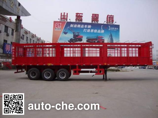Enxin Shiye HEX9405CLXY stake trailer