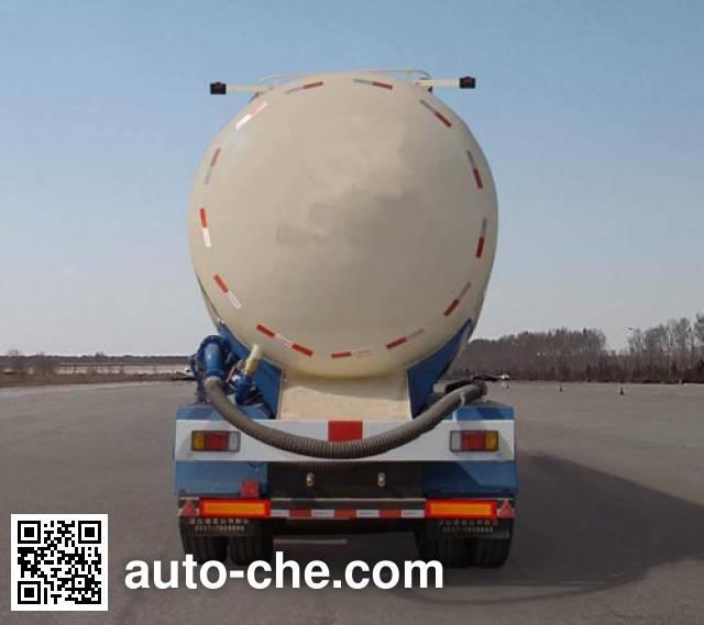 Enxin Shiye HEX9405GFLA low-density bulk powder transport trailer