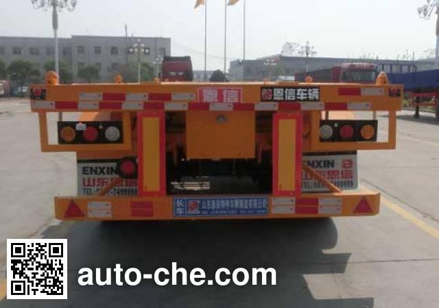 Enxin Shiye HEX9405TJZG container transport trailer