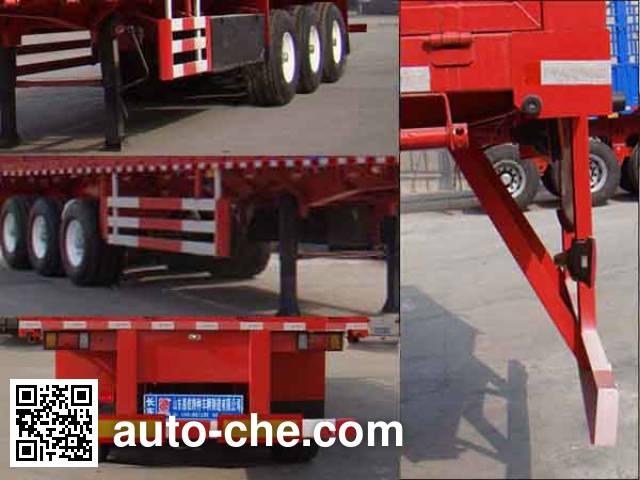 Enxin Shiye HEX9408CCY stake trailer