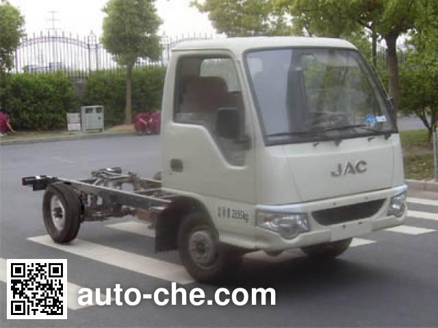 江淮牌HFC1020PW4E3B3DV载货汽车底盘