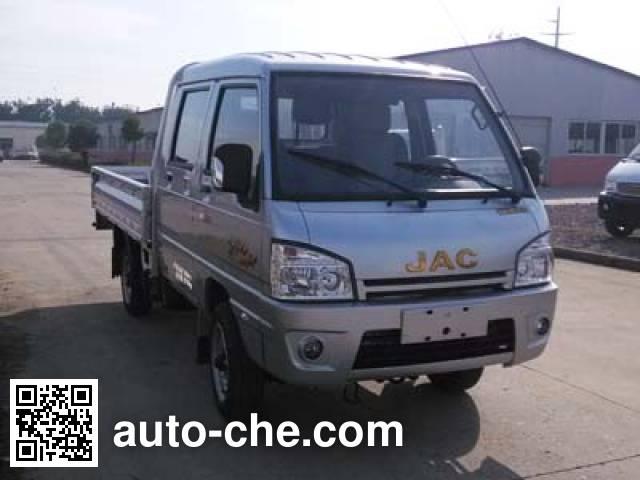 JAC HFC1020RW6E1B7DV cargo truck
