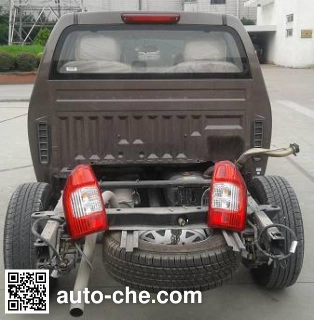JAC HFC1027E3RTV pickup truck chassis