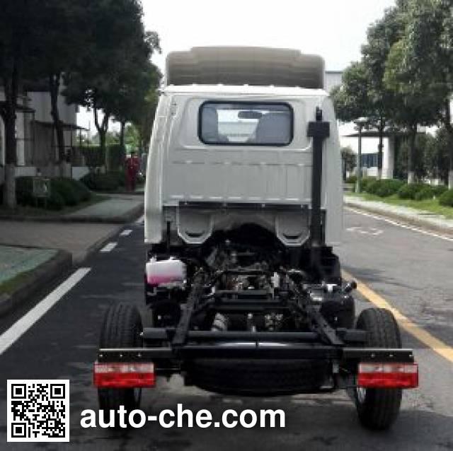 江淮牌HFC1030PW4E1B1D载货汽车底盘