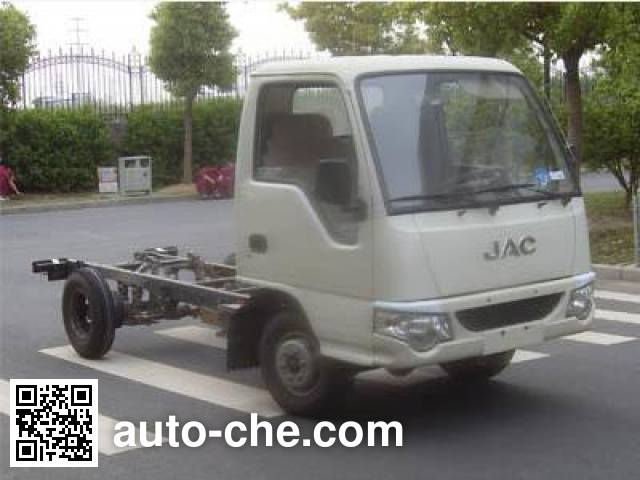 江淮牌HFC1030PW4E1B3D载货汽车底盘