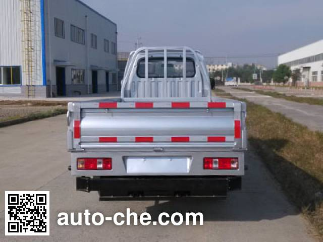 JAC HFC1030PW6T1B7DV cargo truck