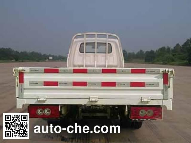 JAC HFC1031PV4EV1B3 electric cargo truck