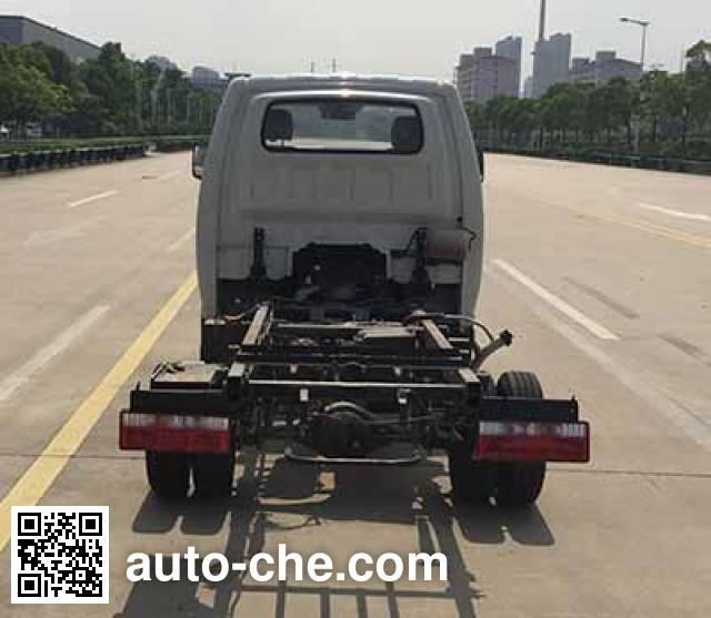 JAC HFC1036PV4E1B5V truck chassis