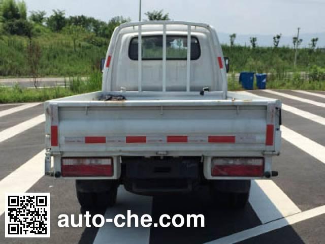 JAC HFC1036PV4K3B5V cargo truck