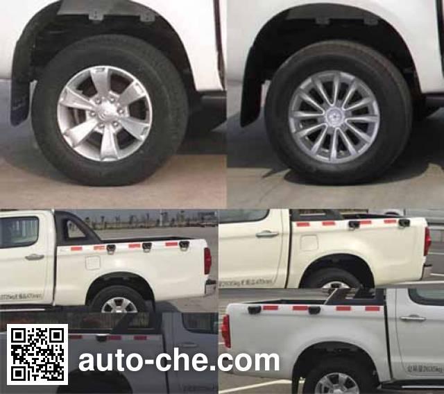 JAC HFC1037D1K2F pickup truck